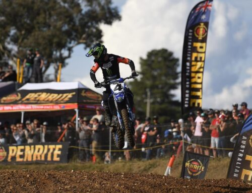 Penrite ProMX Championship, presented by AMX Superstores – Thor MX1 Photo Gallery –  Rnd 2, Canberra