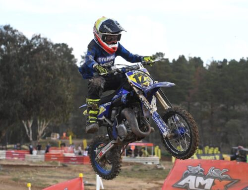 Penrite ProMX Championship, presented by AMX Superstores, bLU cRU YZ65 Cup Photo Gallery, Rnd 2, Canberra