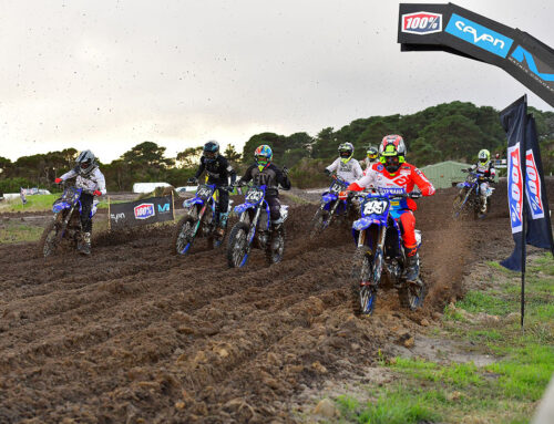 ProMX Championship To Fire Back Into Action At Gillman South Australia